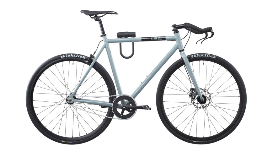 FIXIE Inc. Peacemaker locked fixed gear grijs